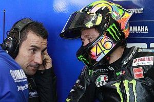 """Valentino Rossi: Crewchief David Munoz sorgt für """"frischen Wind"""" in der Box"""