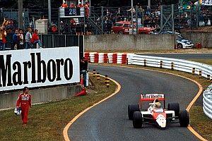 Prost v Senna, Suzuka '89: Malice in Hondaland