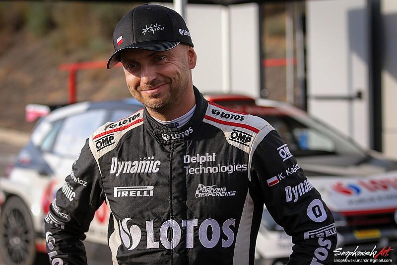 Kajetanowicz piąty w WRC 2