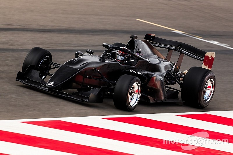 """Davison excited about """"all-star"""" S5000 race after maiden test"""