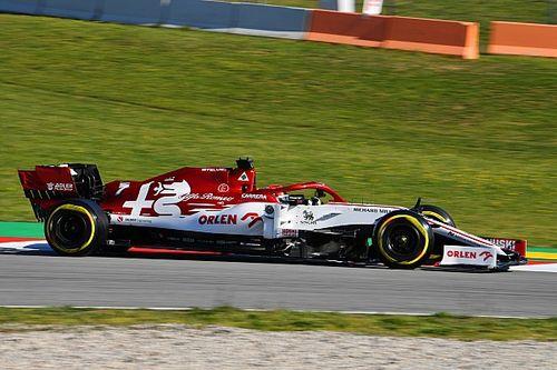 Alfa Romeo: è sparita la pinna dal cofano della C39