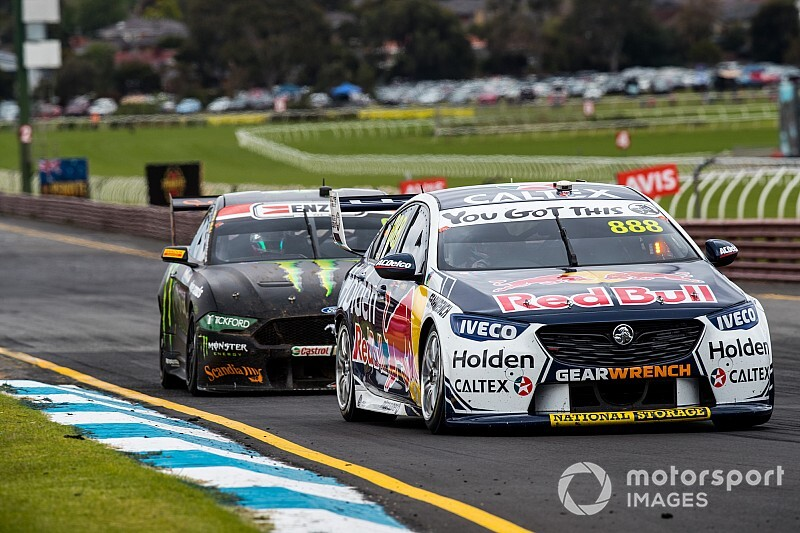 Supercars extends 2020 aero testing