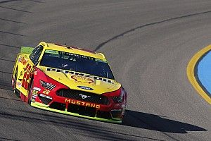 Joey Logano wins Stage 2 over Hamlin at Phoenix