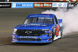 Championship 4 set for Truck Series title-decider