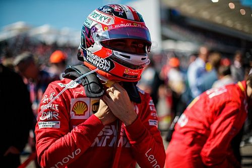 Leclerc estrenará motor Ferrari y será penalizado en Brasil