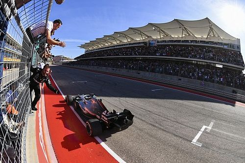 Circuit of the Americas dicht, baas niet bang voor F1-race