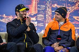 Brown régóta Ricciardo rajongója, akinek világbajnok autót akarnak adni a McLarennél