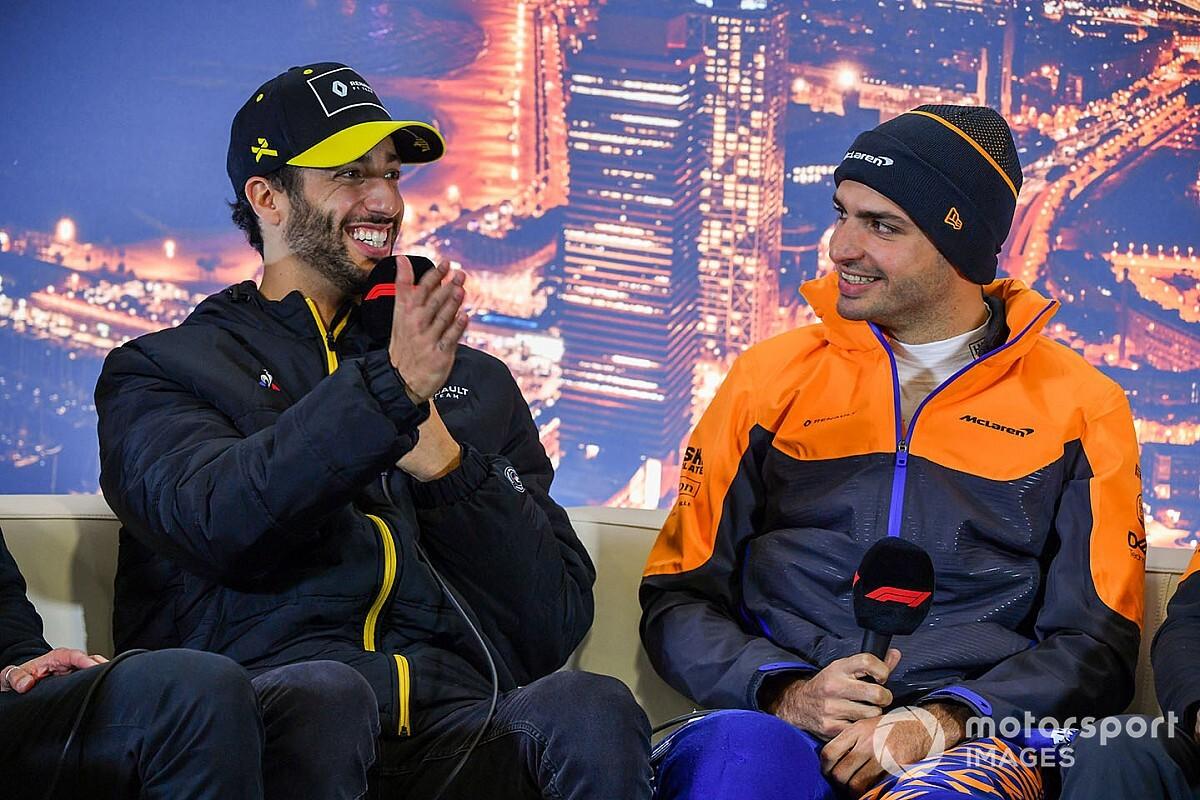 Sainz (Ferrari) e Ricciardo (McLaren): annunci in vista!