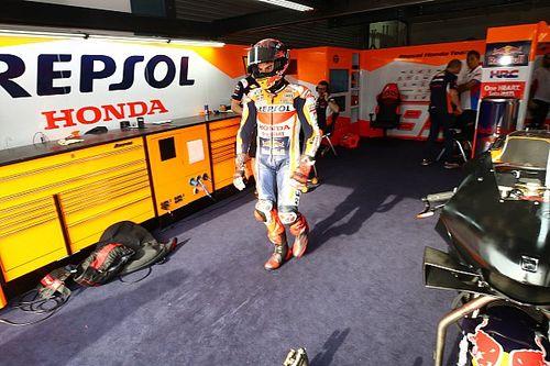 MotoGP: Márquez passa por exame médico e é declarado apto para competir