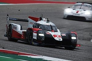 Points-leading Toyota handicap tops three seconds