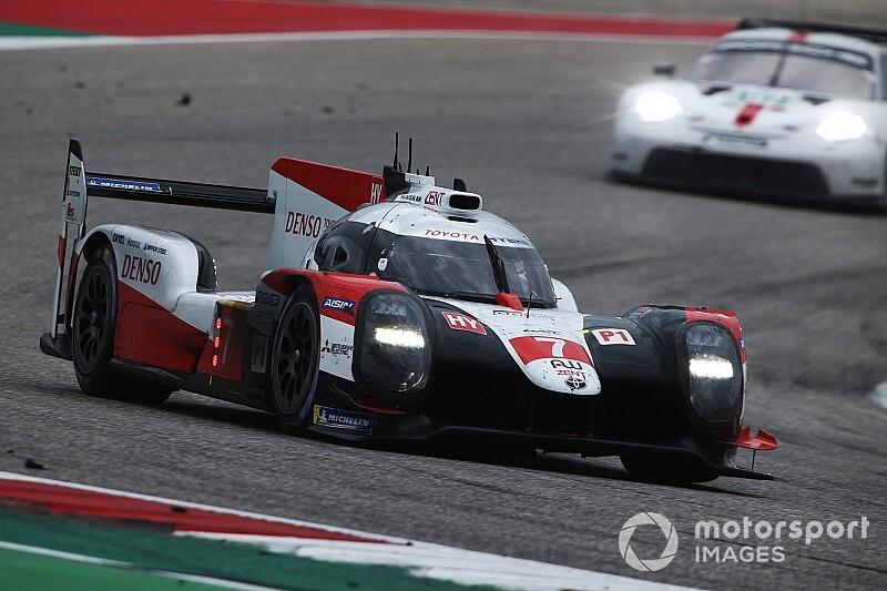Points-leading Toyota handicap tops three seconds