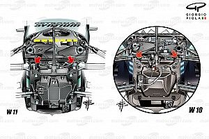 Tech breakdown: Under the skin of the new Mercedes
