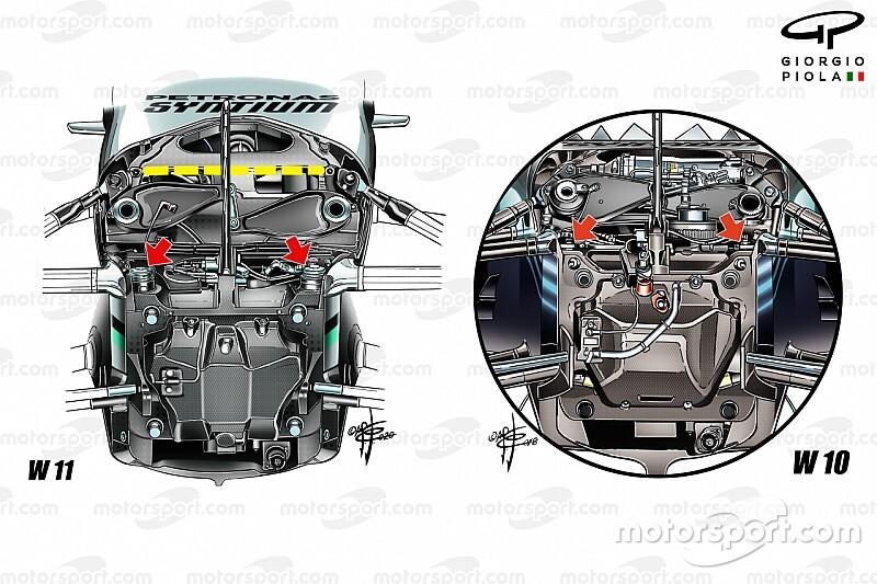 Анализ: что появилось в передней подвеске Mercedes в связи с внедрением DAS