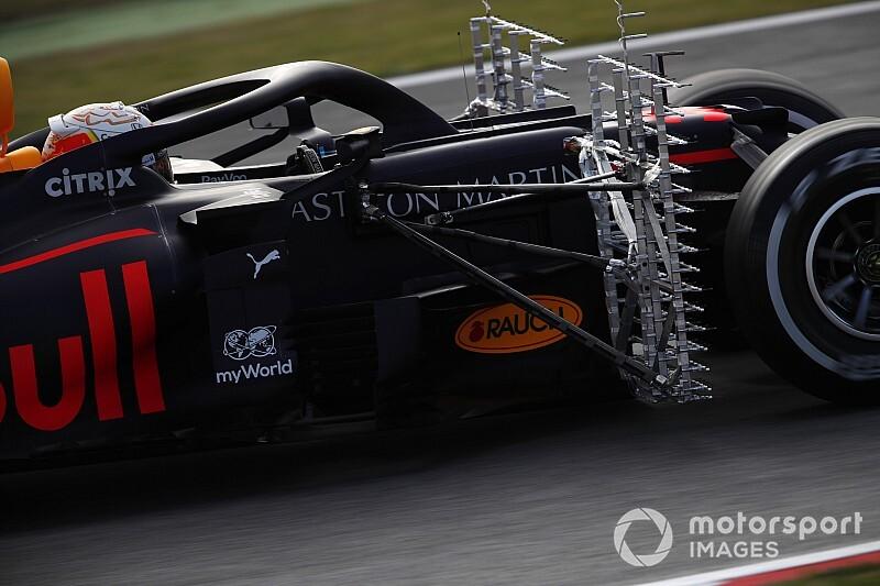 Verstappen kipördülése tönkretehette a Red Bull Ausztrál Nagydíjra készített aero csomagját