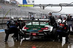 Posiłki dla BMW w DTM