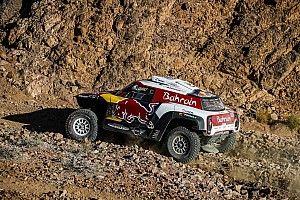 Dakar 2020, Stage 3: Sainz takes the lead
