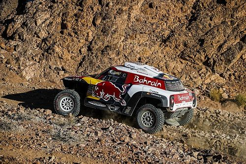 Dakar 2020, Stage 3: Sainz takes the lead