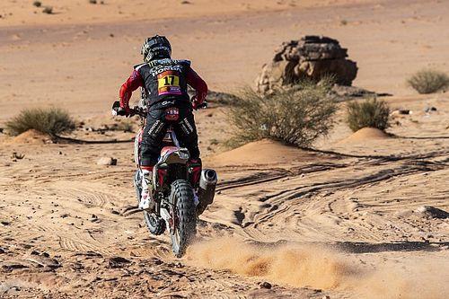 El cazador de oportunidades que ya brilla en el Dakar