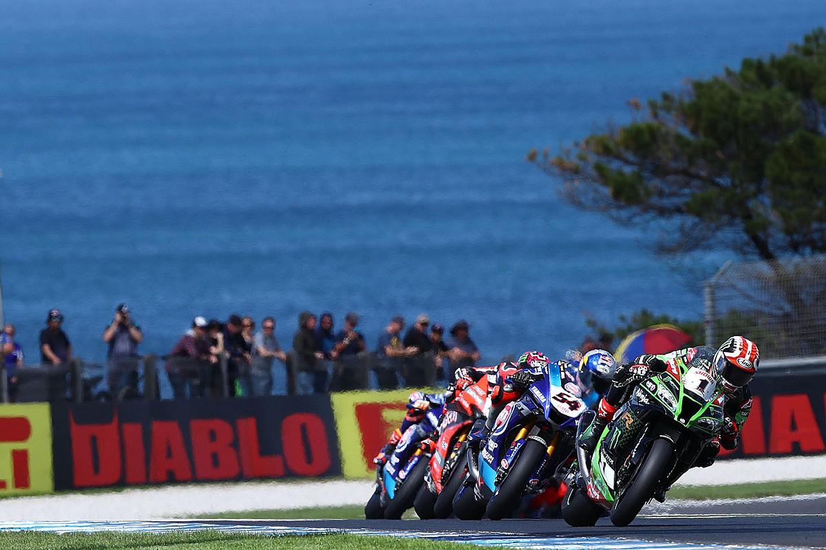 Galeria zdjeć: World Superbike na Phillip Island