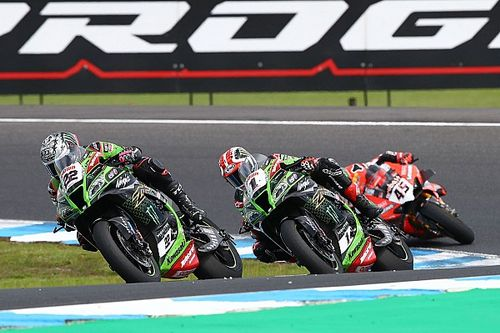 "Lowes says Kawasaki move has been ""eye-opener"""