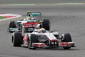 Button sur Hamilton : Personne ne croyait au succès de Mercedes