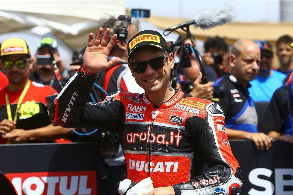 Alvaro Bautista Resmi Reuni Lagi dengan Ducati WSBK