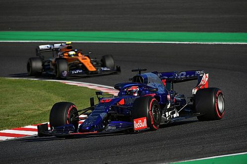 The points impact of Renault's double Suzuka disqualification