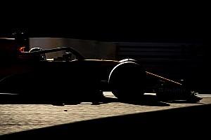 Niewidzialny McLaren