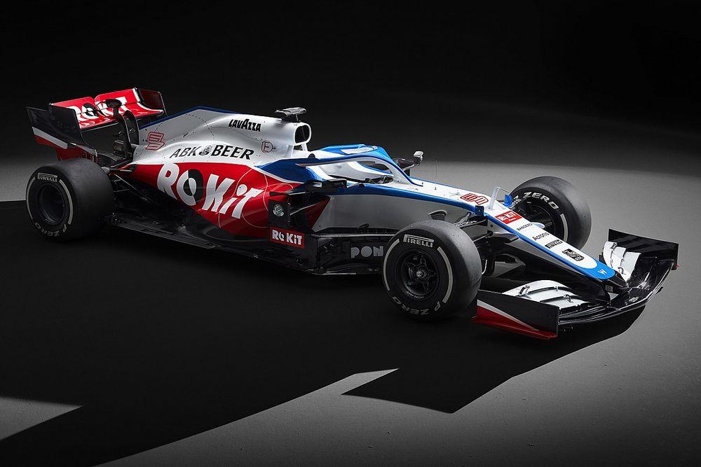 فريق ويليامز يُطلق سيارته الجديدة لموسم 2020