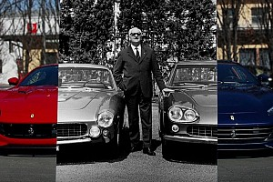 Különleges módon állított emléket a gyártó Enzo Ferrari születésének 122. évfordulójára