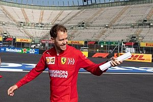 Vettel tud aludni attól, hogy Leclerc veri az időmérőkön
