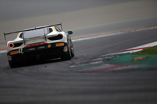 Ferrari Challenge Europe: Carroll takes third win of 2019