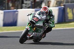 Moto2, Sepang, Libere 1: Nagashima precede Binder, terzo Marquez