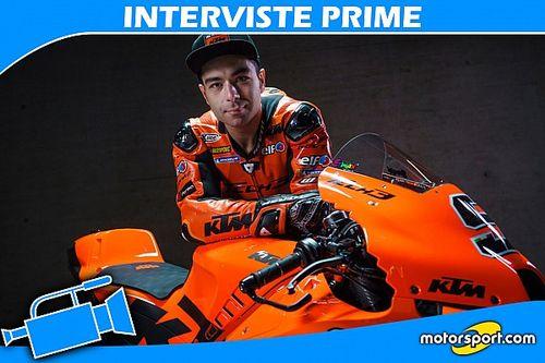 """Intervista esclusiva - Petrucci: """"Sogno la Dakar con KTM"""""""