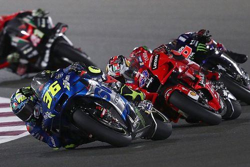 Hoe Mir uit de klauwen van de razendsnelle Ducati's moet blijven