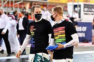 ミック・シューマッハー、友人ベッテルから受けた1番のアドバイスは「F1への愛を絶対に忘れないこと」