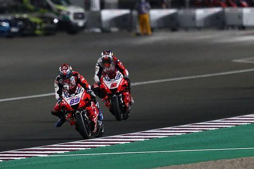 """MotoGP: Martin """"teria lutado pela posição"""" se não fosse contra companheiro de equipe"""