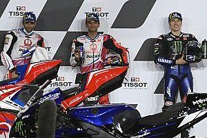 La parrilla de salida del GP de Doha 2021 de MotoGP