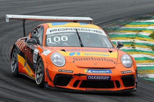 Feldmann conquista título da Porsche Endurance em prova vencida por Piquet e Fran Lara em Interlagos