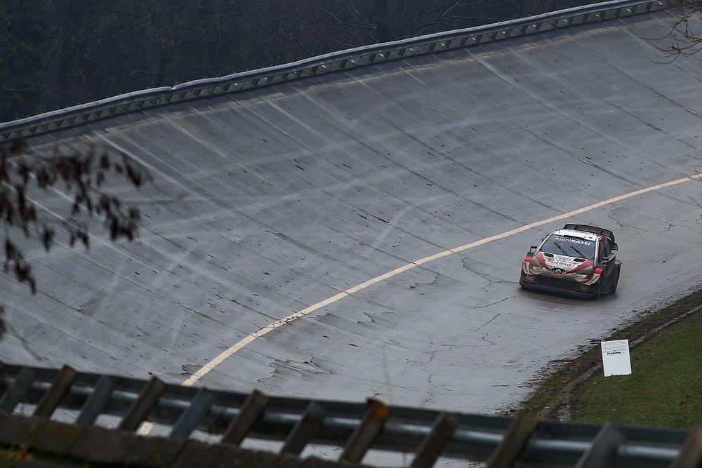 Rally Monza na finał sezonu 2021