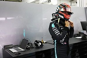 The F1 sanity that left Russell with some Sakhir solace