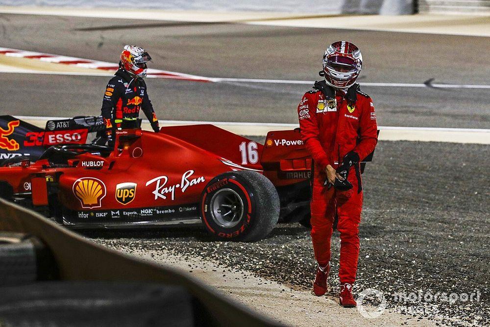 """Leclerc, il rapporto con Verstappen: """"Non ci potevamo vedere"""""""