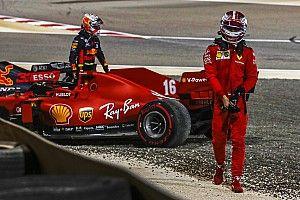Zwischenfall mit Verstappen: Sportkommissare bestrafen Leclerc