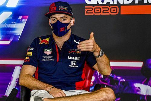 Soal Pembalap Baru Red Bull, Verstappen Cuek