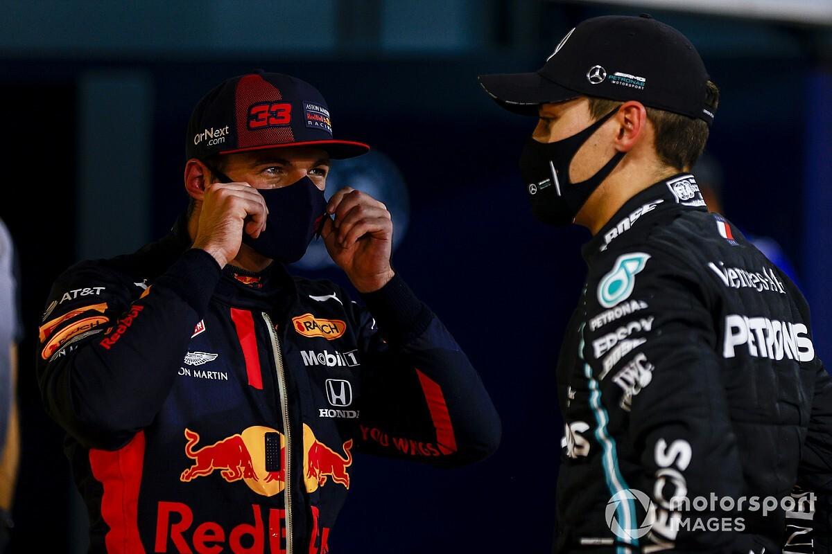 """Verstappen és Russell a Mercedesnél 2022-ben? """"Több mint lehetséges"""""""