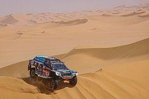 Tevredenheid overheerst bij gebroeders Coronel na eerste Dakar-week