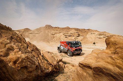 Sotnikov vergroot voorsprong, Van den Brink zevende in Dakar 2021