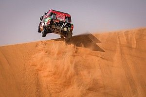 Аль-Раджи выиграл 10-й этап «Дакара», лидеры не поменялись