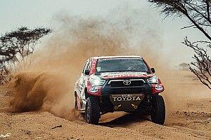 Dakar 2021: domani si parte con il Prologo di 11 km