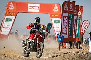 Dakar, Moto, Tappa 2: Barreda si riscatta ed eguaglia Coma